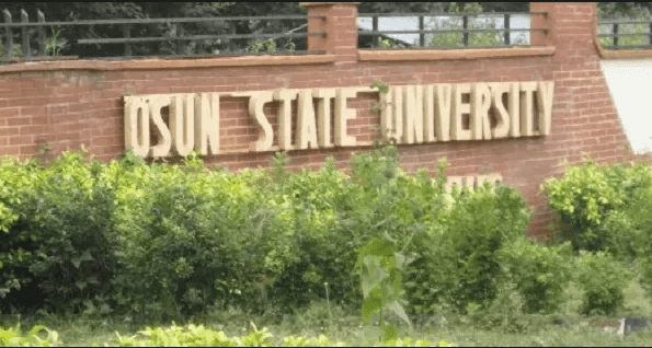 Protest in Osun State University Over the Arrest of Students by Security Operatives